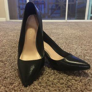 Kelly & Katie Black High Heels